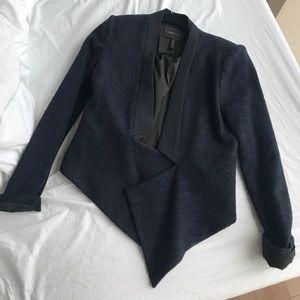 bcbg tweed style blazer